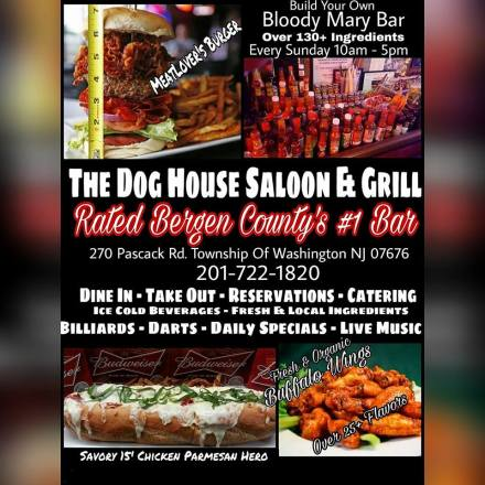 The Dog House Saloon & Grill